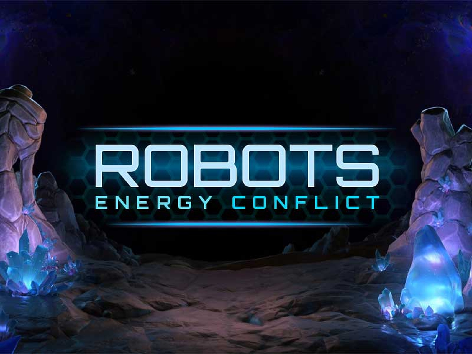 The Robots. Energy Conflict Online Slot Demo Game by Evoplay Entertainment