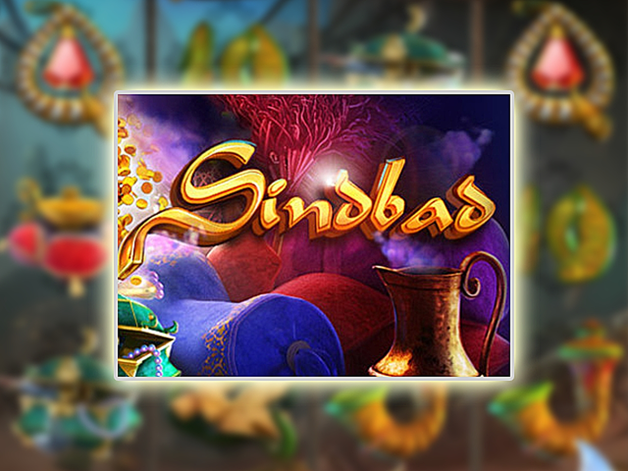 The Sindbad (Evoplay) Online Slot Demo Game by Evoplay Entertainment