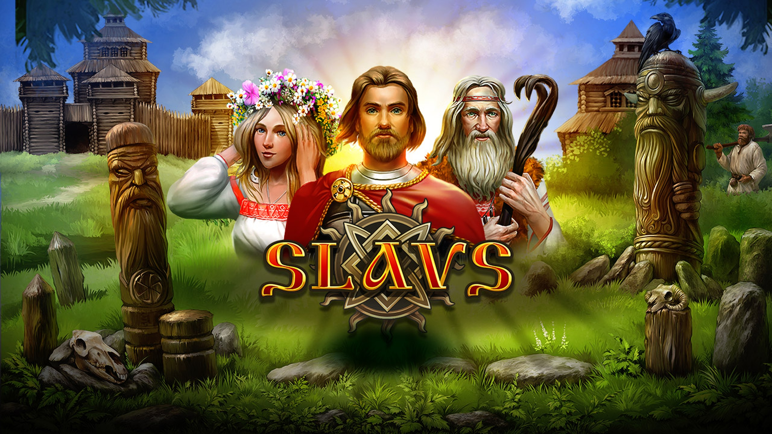 The Slavs Online Slot Demo Game by Evoplay Entertainment
