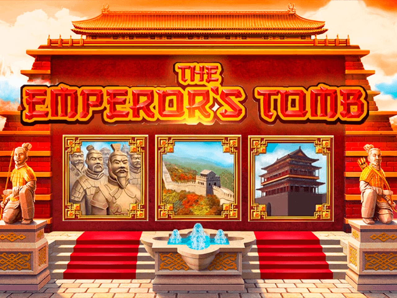 The The Emperor's Tomb Online Slot Demo Game by Evoplay Entertainment