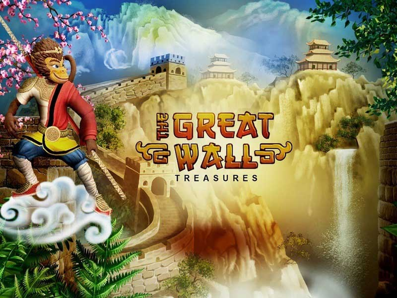 The The Great Wall Treasure Online Slot Demo Game by Evoplay Entertainment
