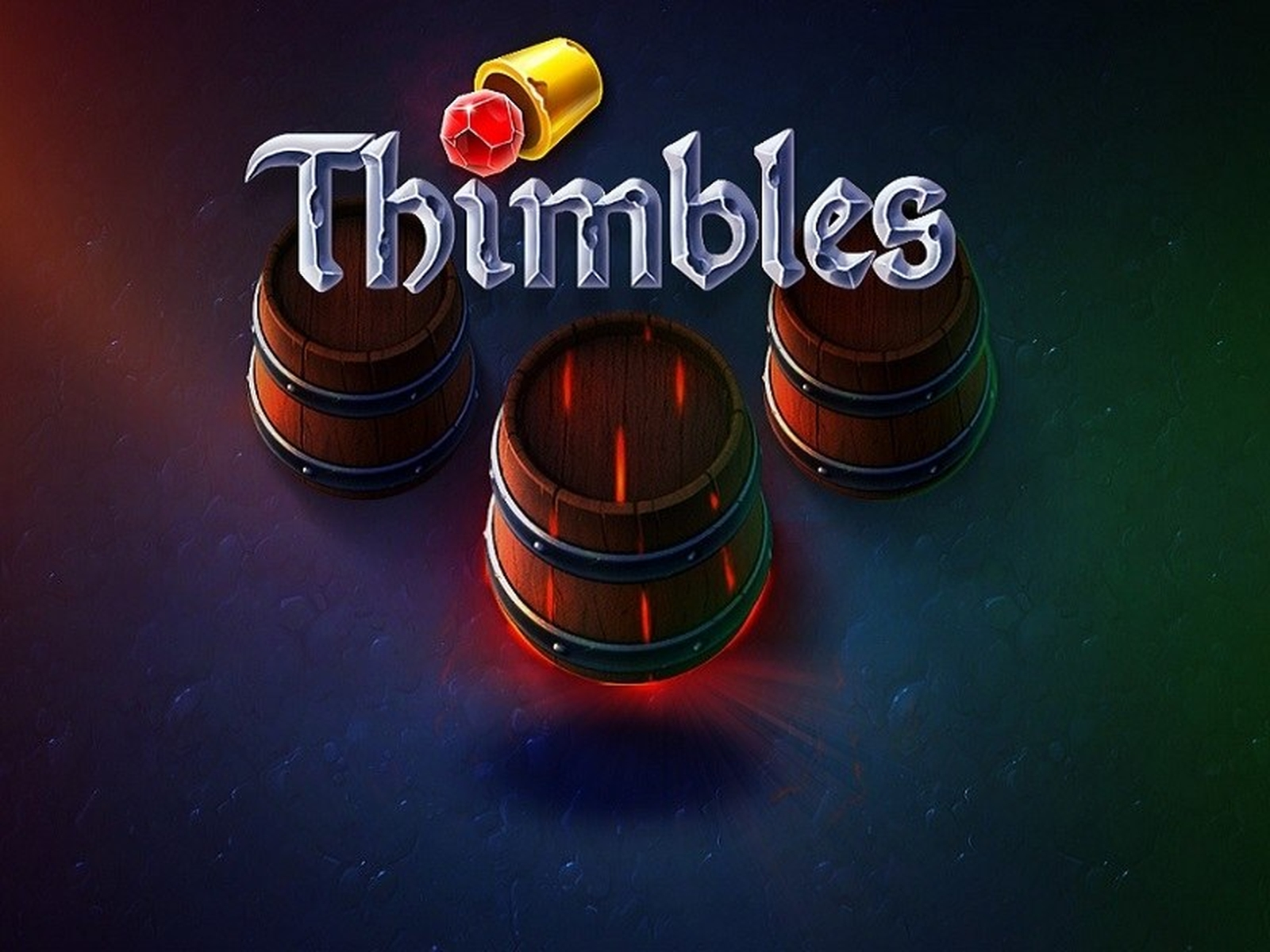 The Thimbles Online Slot Demo Game by Evoplay Entertainment