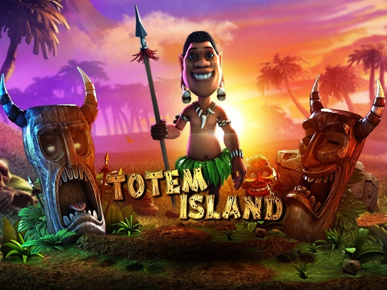 The Totem Island Online Slot Demo Game by Evoplay Entertainment
