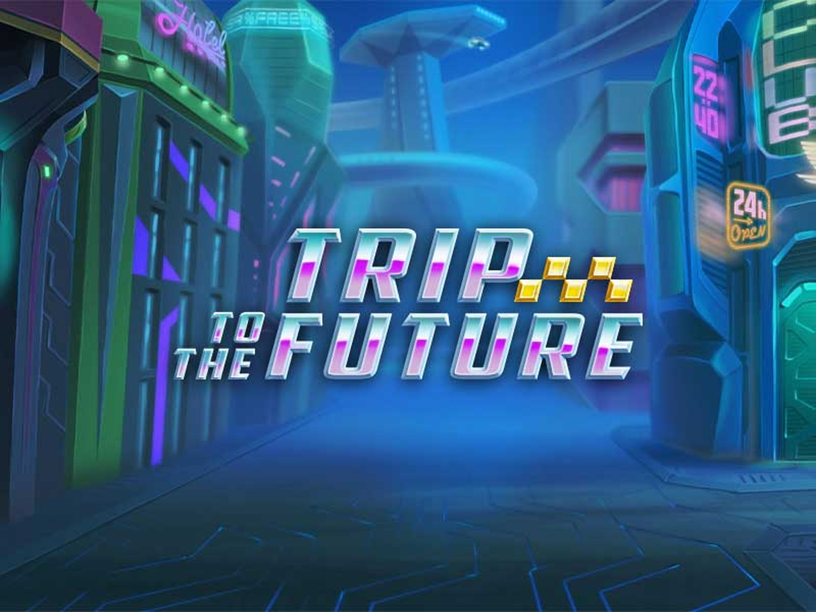 The Trip to the Future Online Slot Demo Game by Evoplay Entertainment