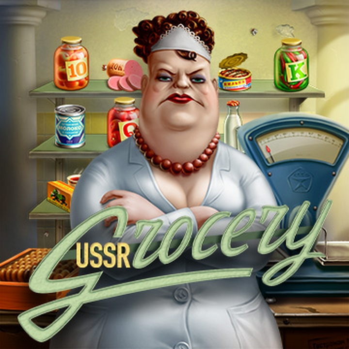 The USSR Grocery Online Slot Demo Game by Evoplay Entertainment