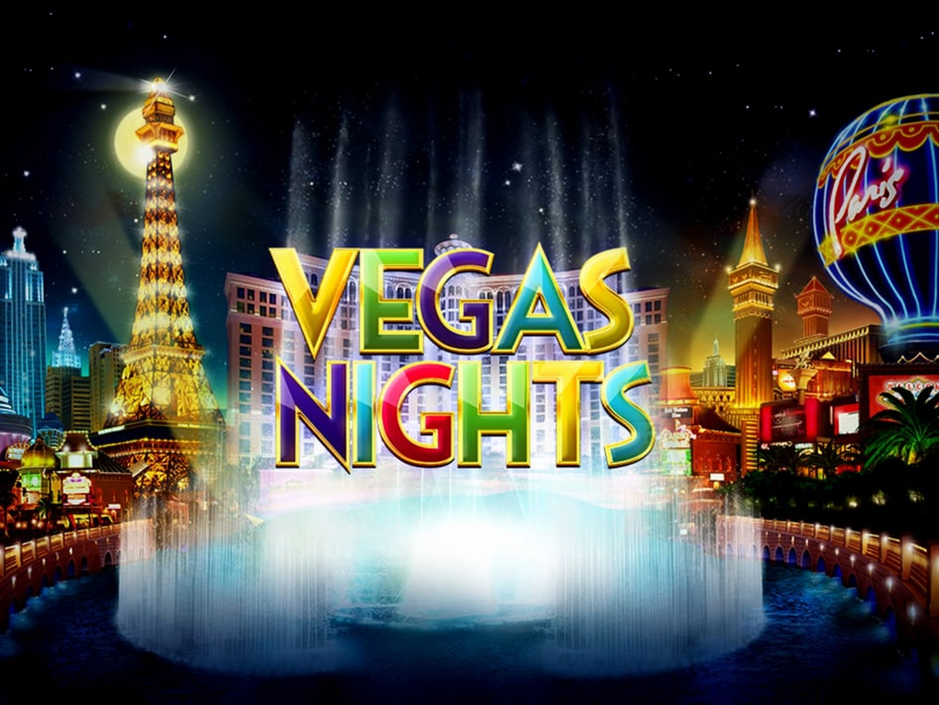 The Vegas Nights (Evoplay) Online Slot Demo Game by Evoplay Entertainment