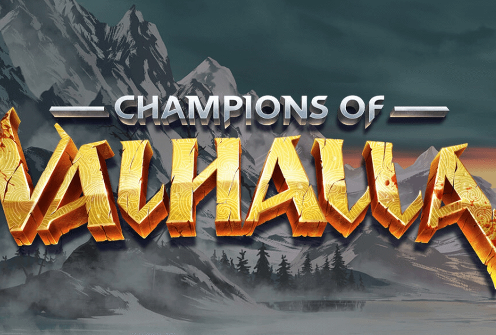 The Champions of Valhalla Jackpot Online Slot Demo Game by EYECON