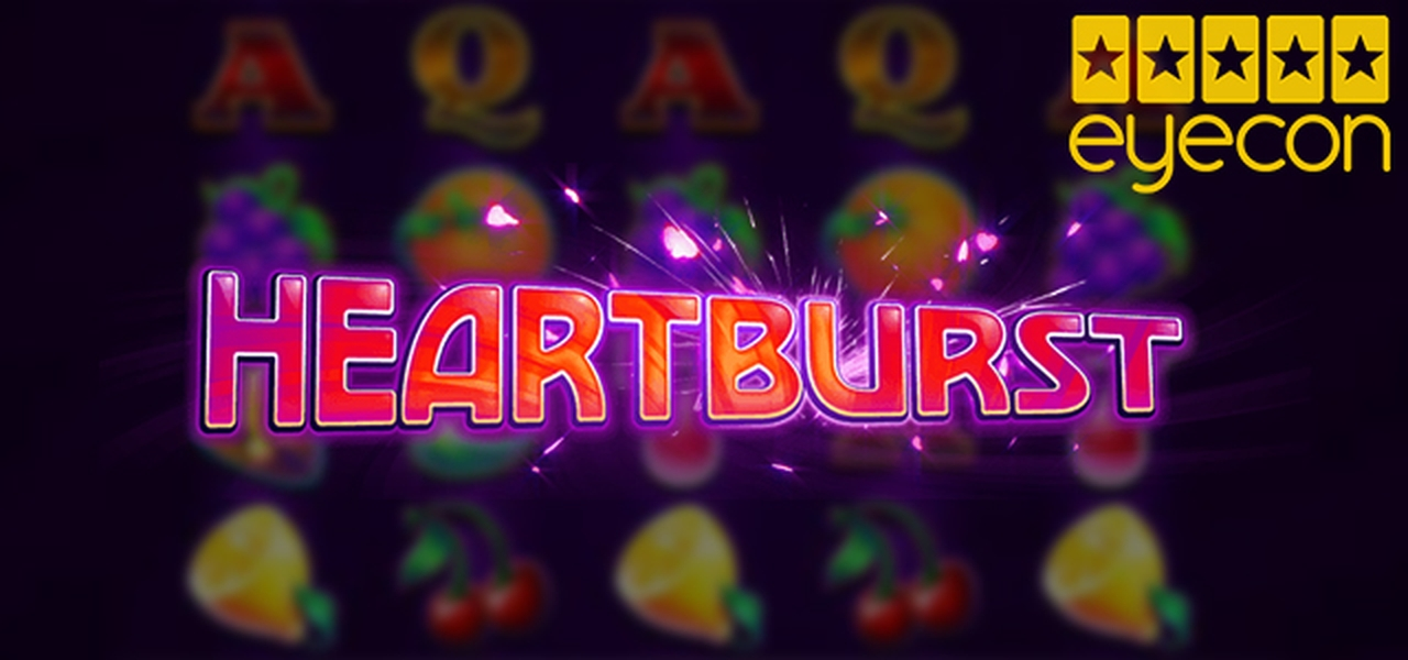 The Heartburst Online Slot Demo Game by EYECON