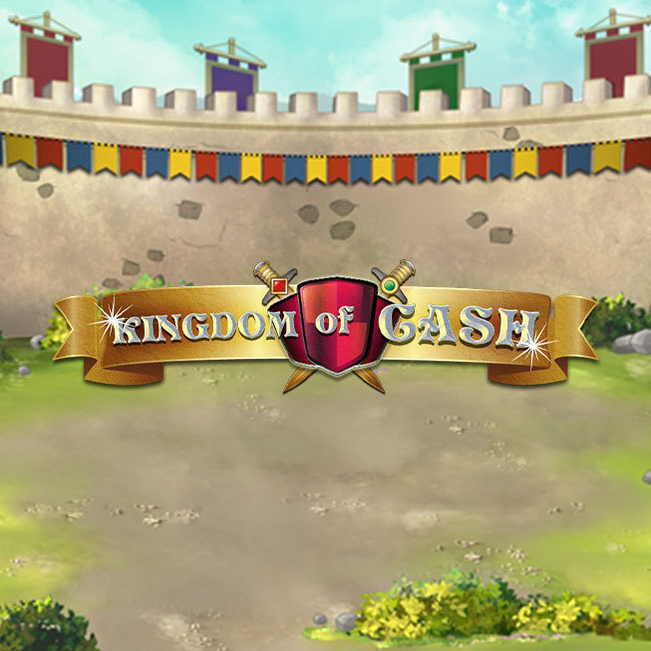 The Kingdom of Cash Online Slot Demo Game by EYECON