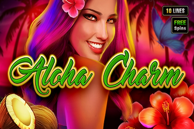 The Aloha Charm Online Slot Demo Game by Fazi