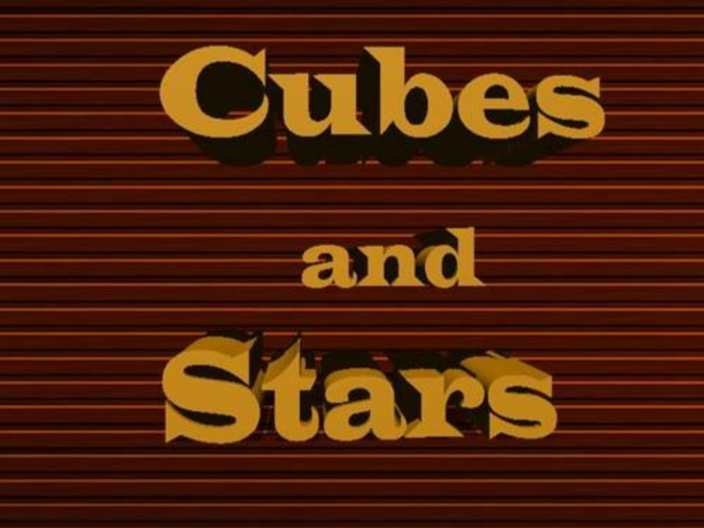 The Cubes and Stars Online Slot Demo Game by Fazi Gaming