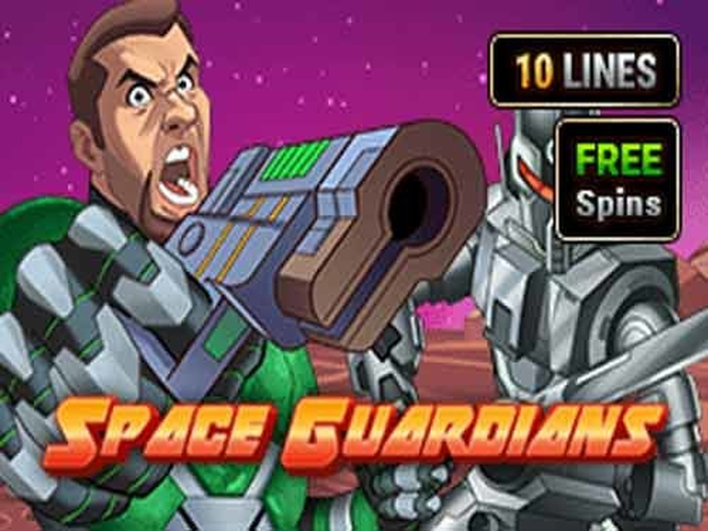 The Space Guardians Online Slot Demo Game by Fazi Gaming