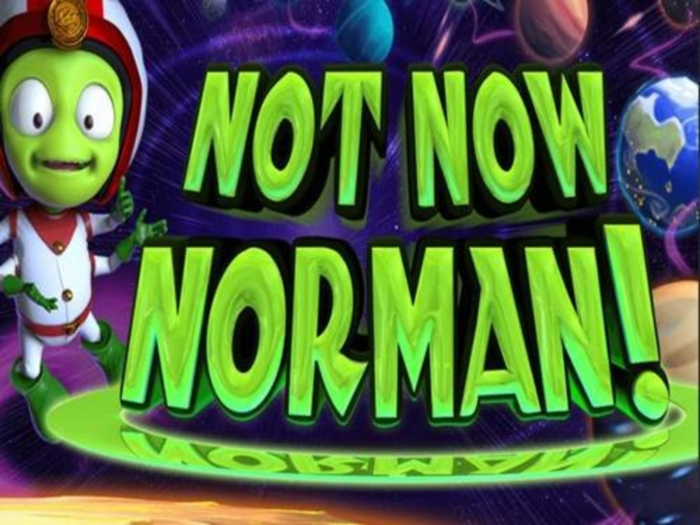 The Not Now Norman Online Slot Demo Game by Games Lab