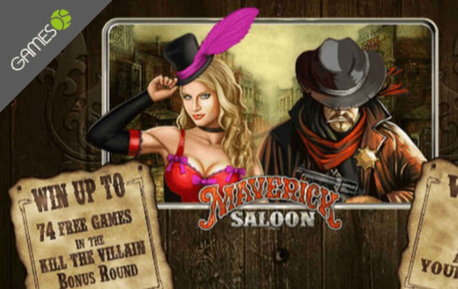 The Maverick Saloon Online Slot Demo Game by GamesOS