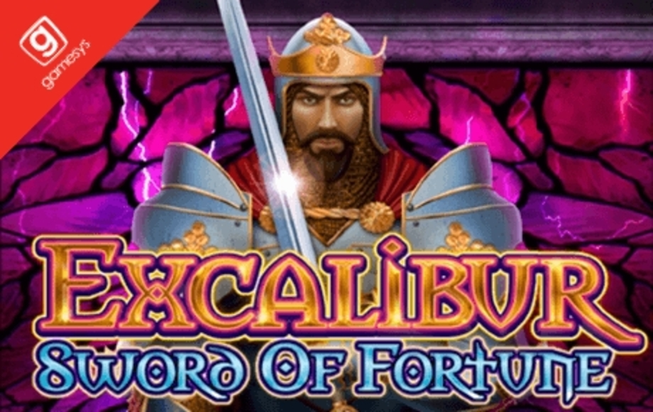 The Excalibur Sword of Fortune Online Slot Demo Game by Gamesys