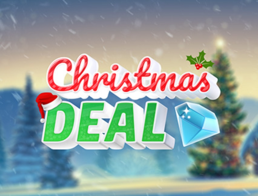 The Christmas Deal Online Slot Demo Game by Gamevy