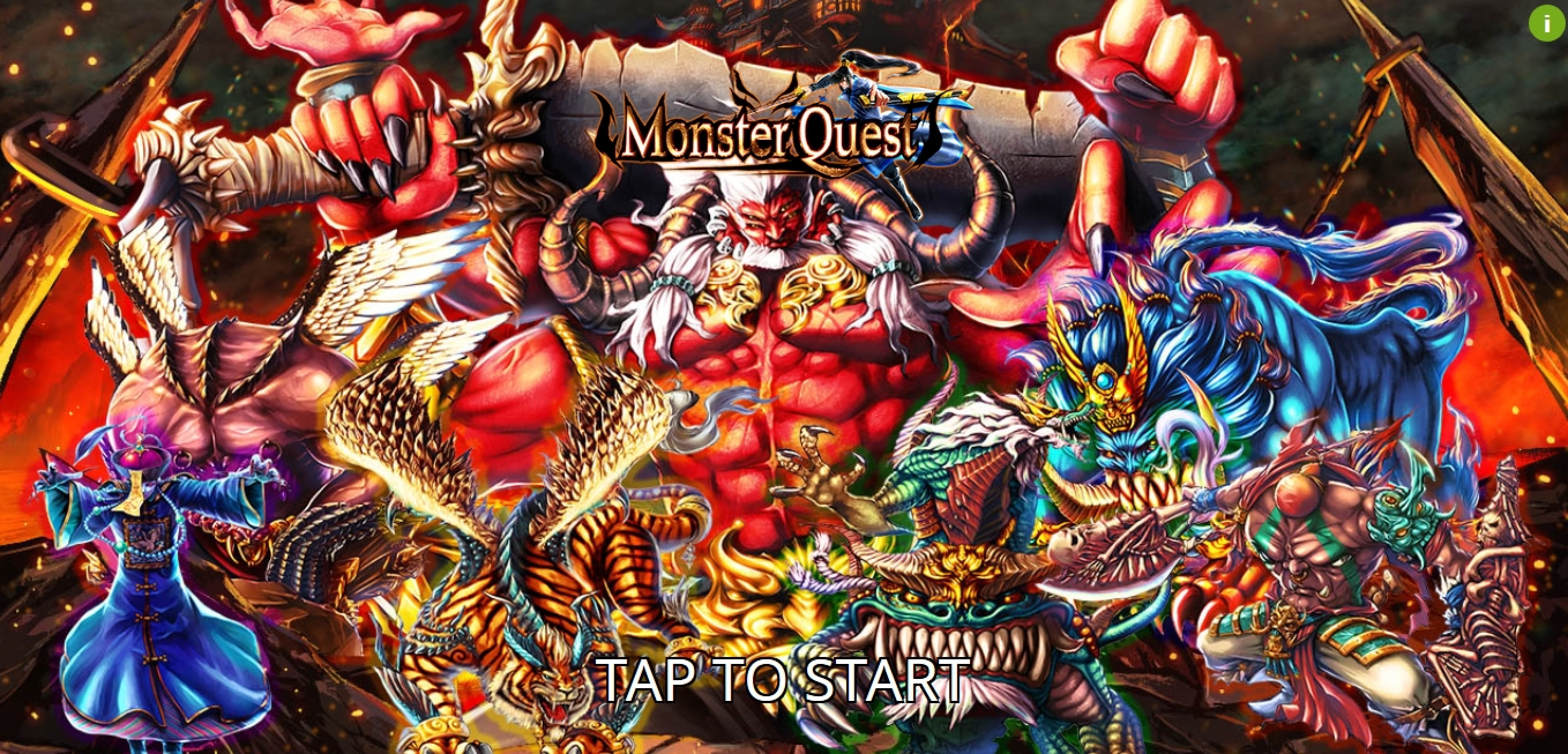Play Monster Quest Free Casino Slot Game by Ganapati