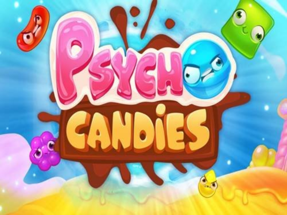 The Psycho Candies Online Slot Demo Game by Gluck Games