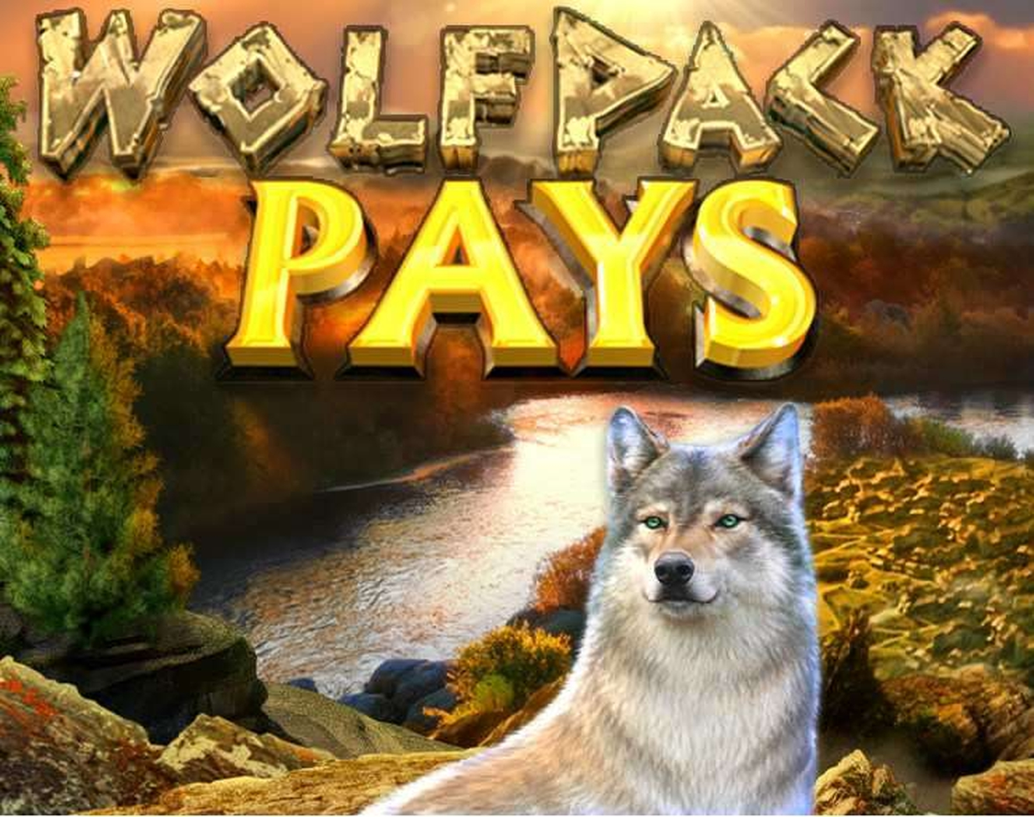 The 101 Wolfpack Online Slot Demo Game by GMW