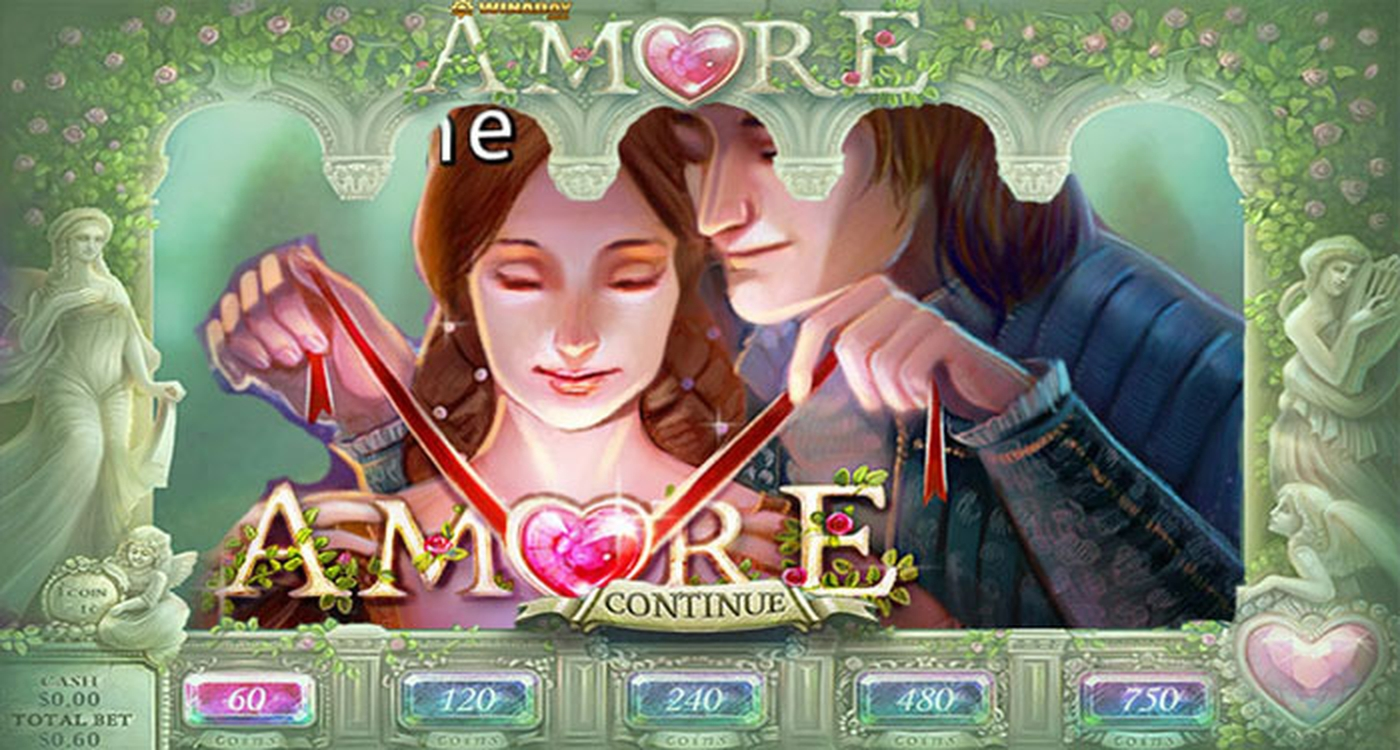 The Amore Online Slot Demo Game by GMW