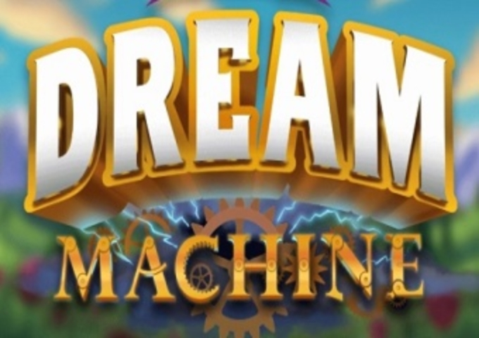 The The Dream Machine Online Slot Demo Game by Golden Rock Studios