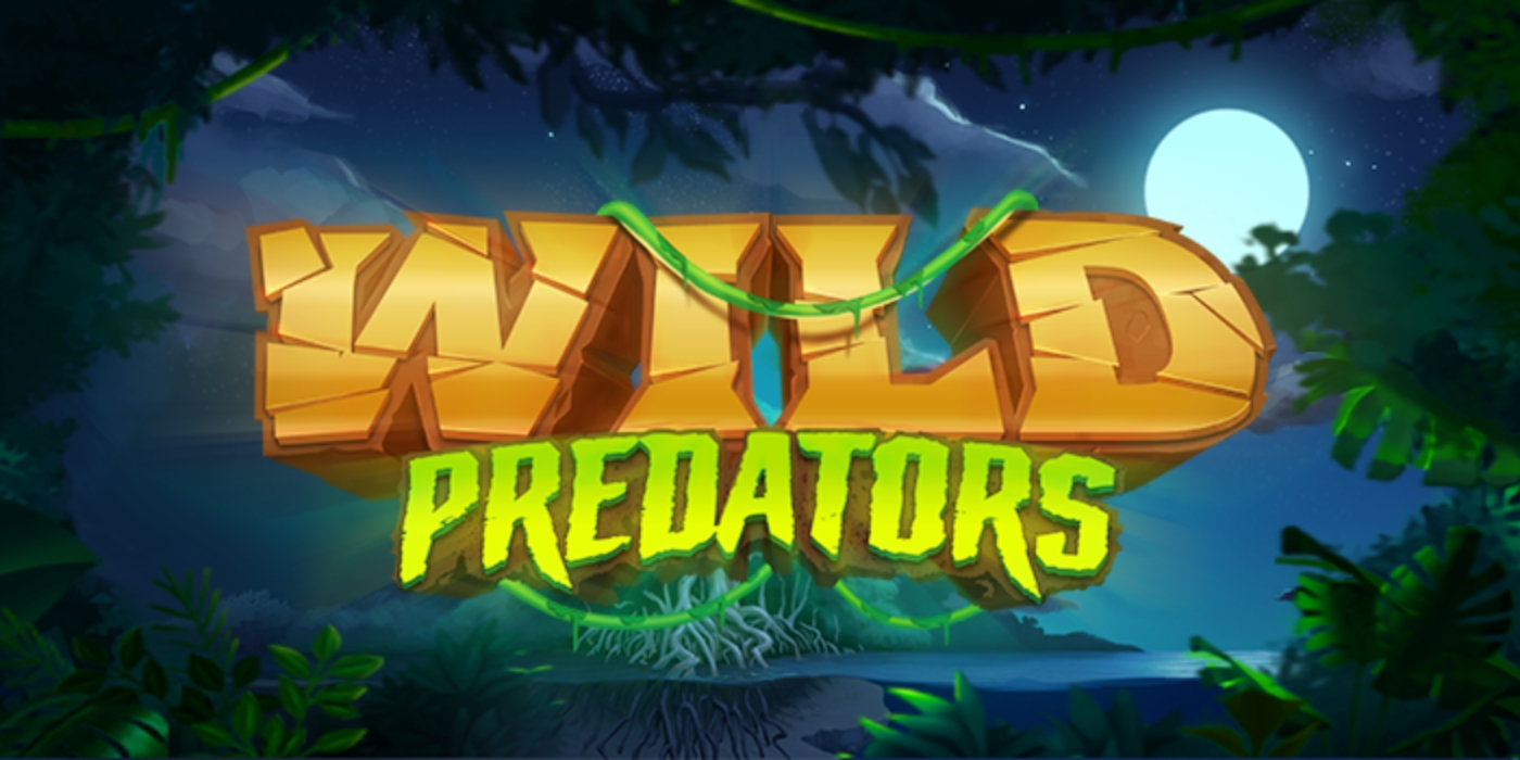 The Wild Predators Online Slot Demo Game by Golden Rock Studios