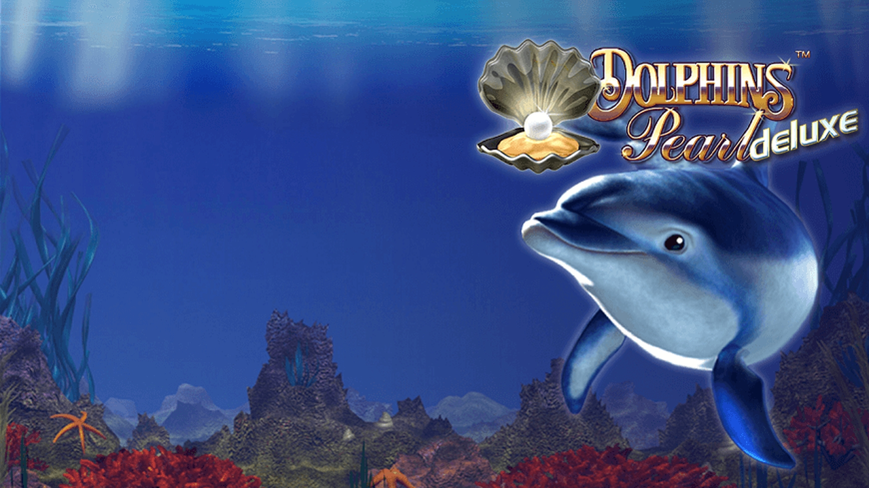 The Dolphin´s Pearl deluxe Online Slot Demo Game by Greentube