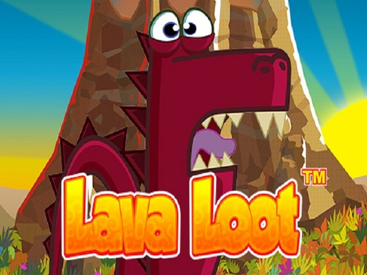 The Lava Loot Online Slot Demo Game by Greentube
