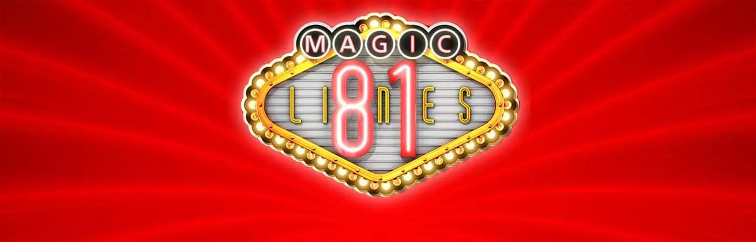 The Magic 81 Lines Online Slot Demo Game by Greentube