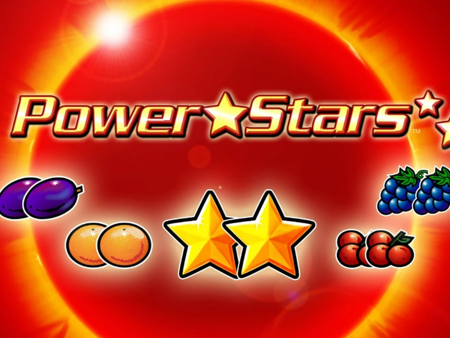 The Power Stars Online Slot Demo Game by Greentube