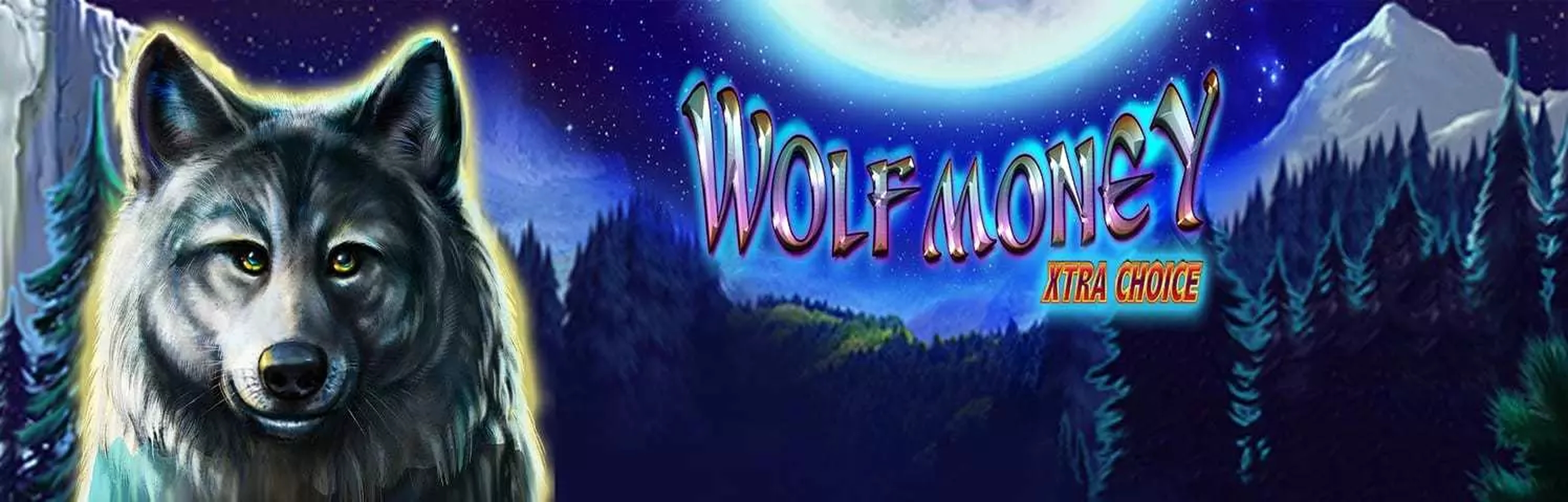 The Wolf Money Xtra Choice Online Slot Demo Game by High Flyer Games