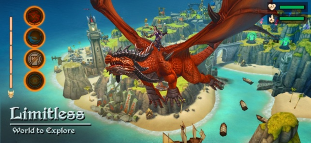 The Dragon Pays Online Slot Demo Game by High Flyer Games