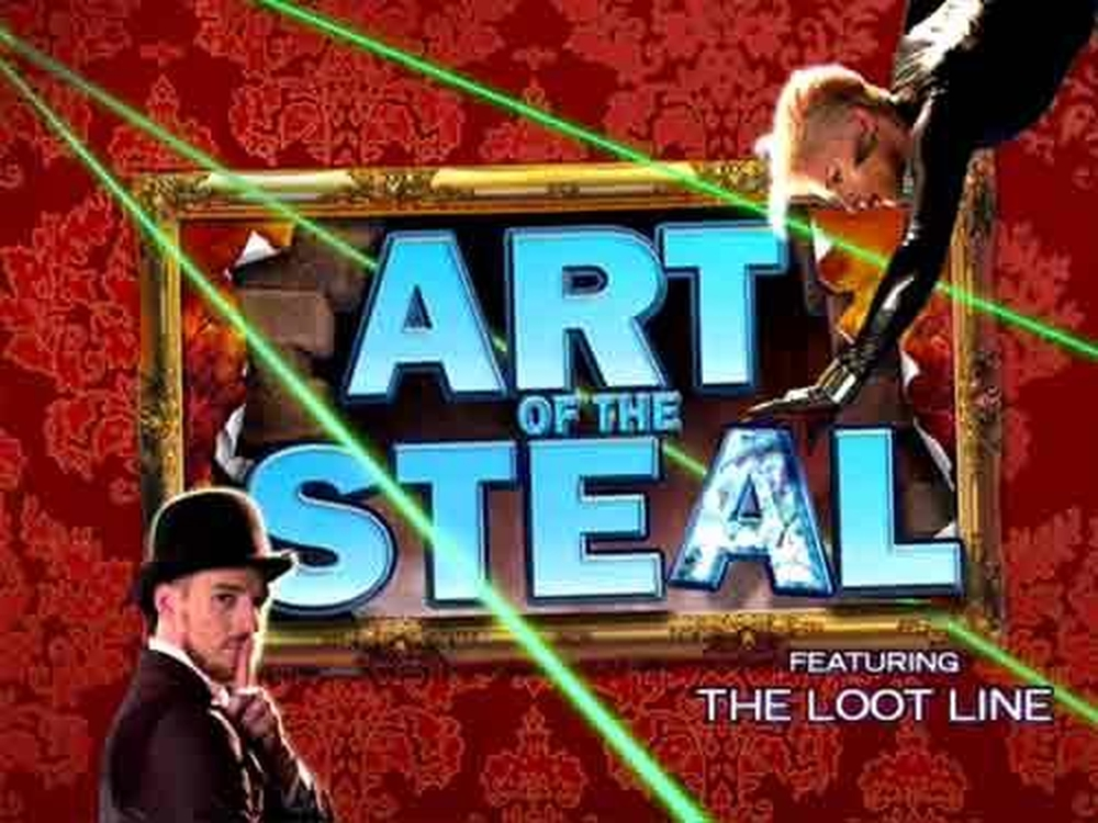 The Art of the Steal Online Slot Demo Game by High 5 Games
