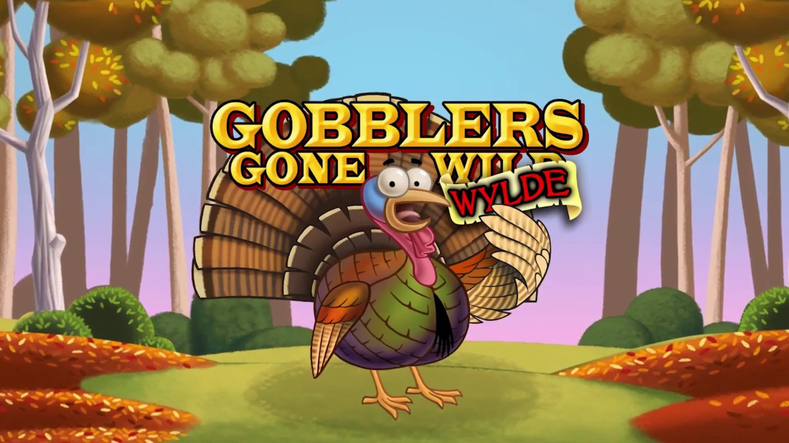The Gobblers Gone Wild Online Slot Demo Game by High 5 Games