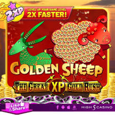 The Golden Sheep Online Slot Demo Game by High 5 Games