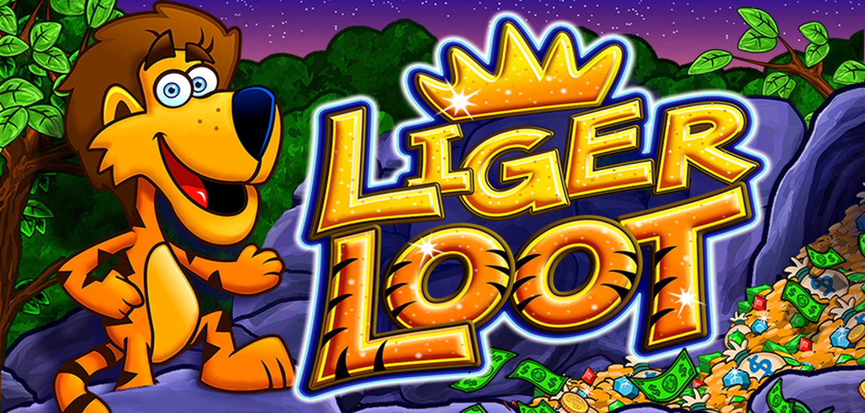 The Liger Loot Online Slot Demo Game by High 5 Games