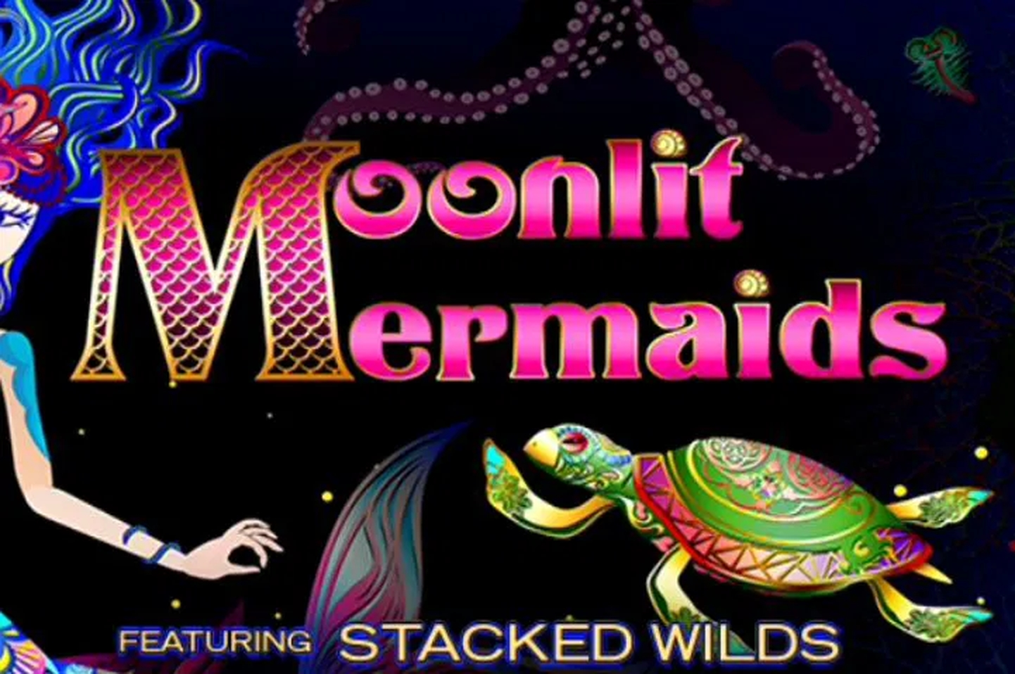 The Moonlit Mermaids Online Slot Demo Game by High 5 Games