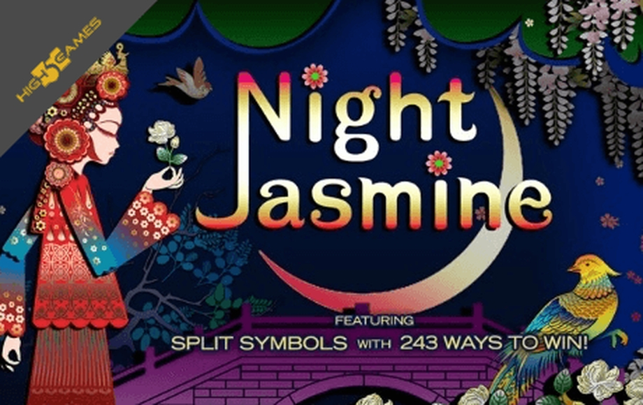 The Night Jasmine Online Slot Demo Game by High 5 Games