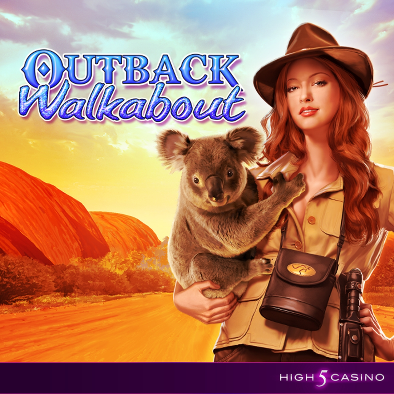 The Outback Walkabout Online Slot Demo Game by High 5 Games