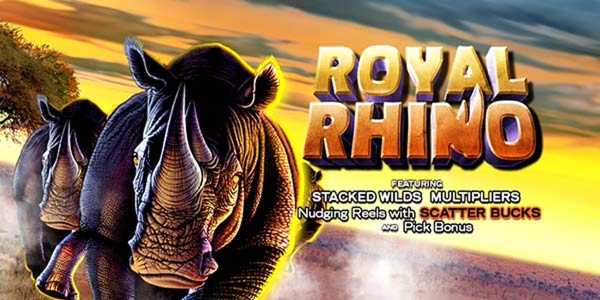 The Royal Rhino Online Slot Demo Game by High 5 Games