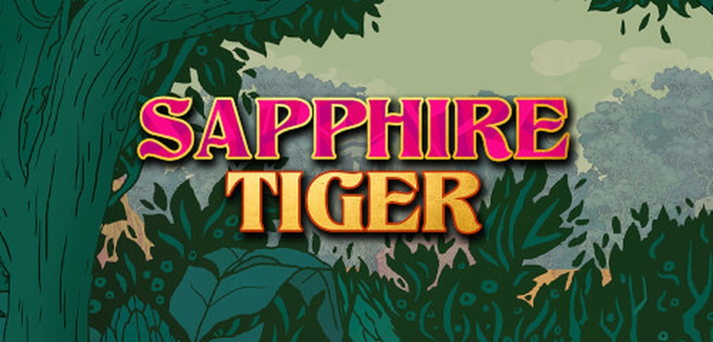 The Sapphire Tiger Online Slot Demo Game by High 5 Games