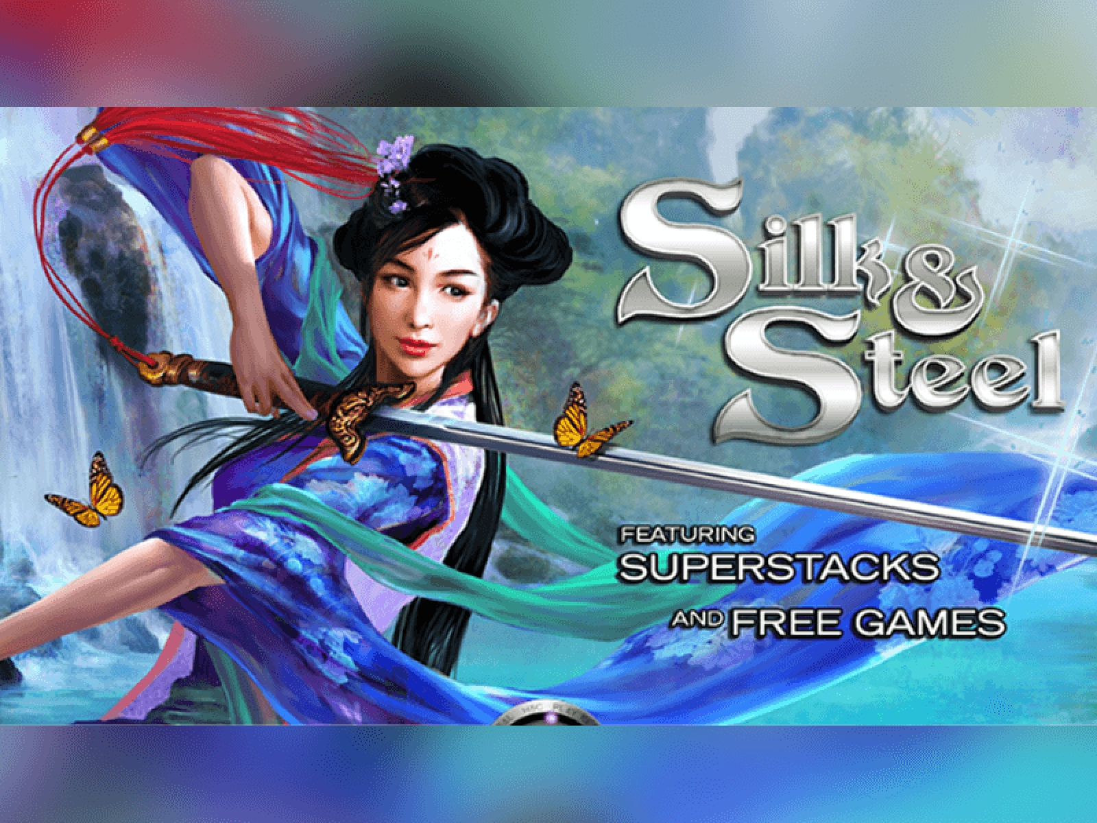 Reels in Silk And Steel Slot Game by High 5 Games