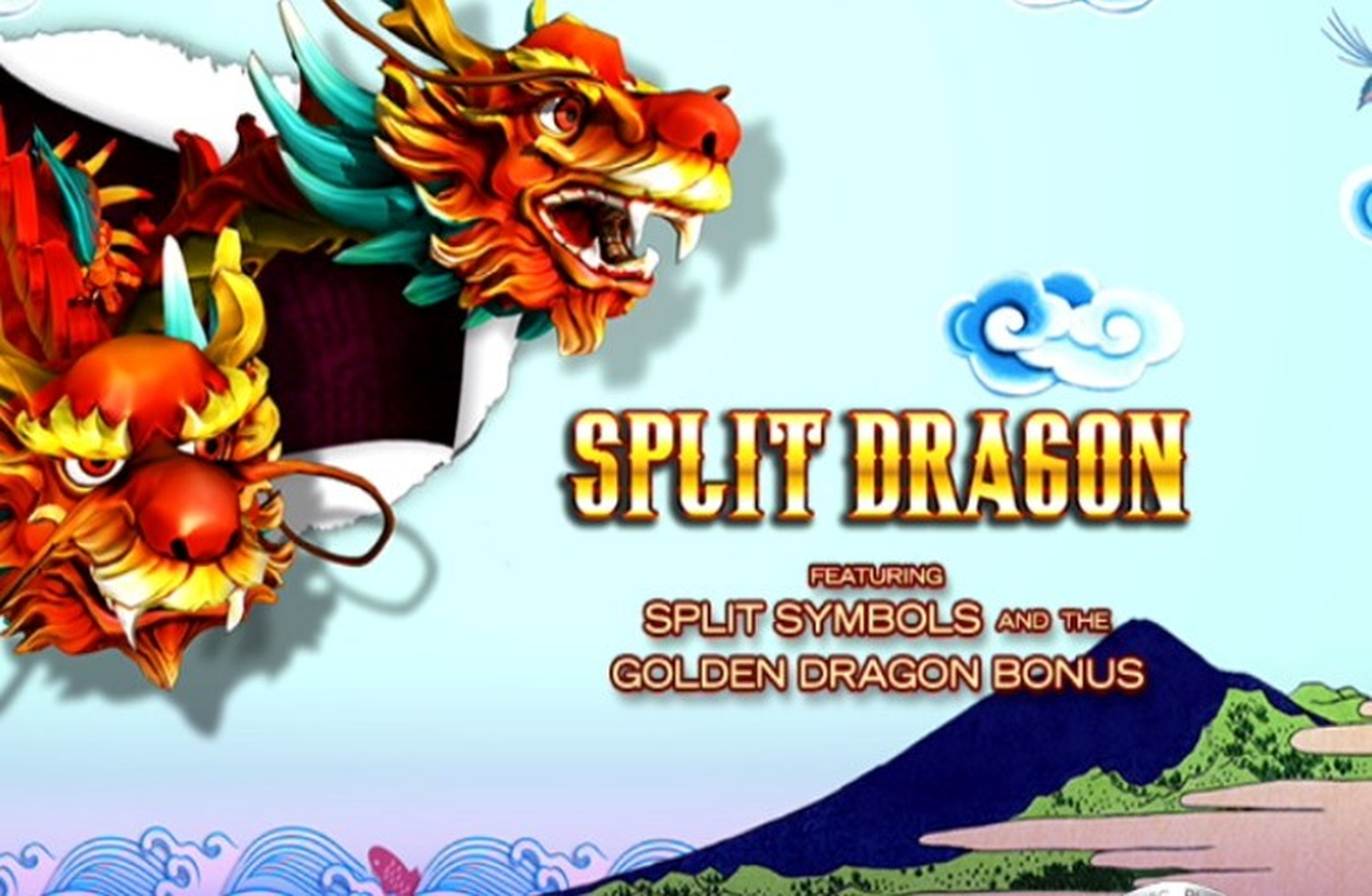 The Split Dragon Online Slot Demo Game by High 5 Games