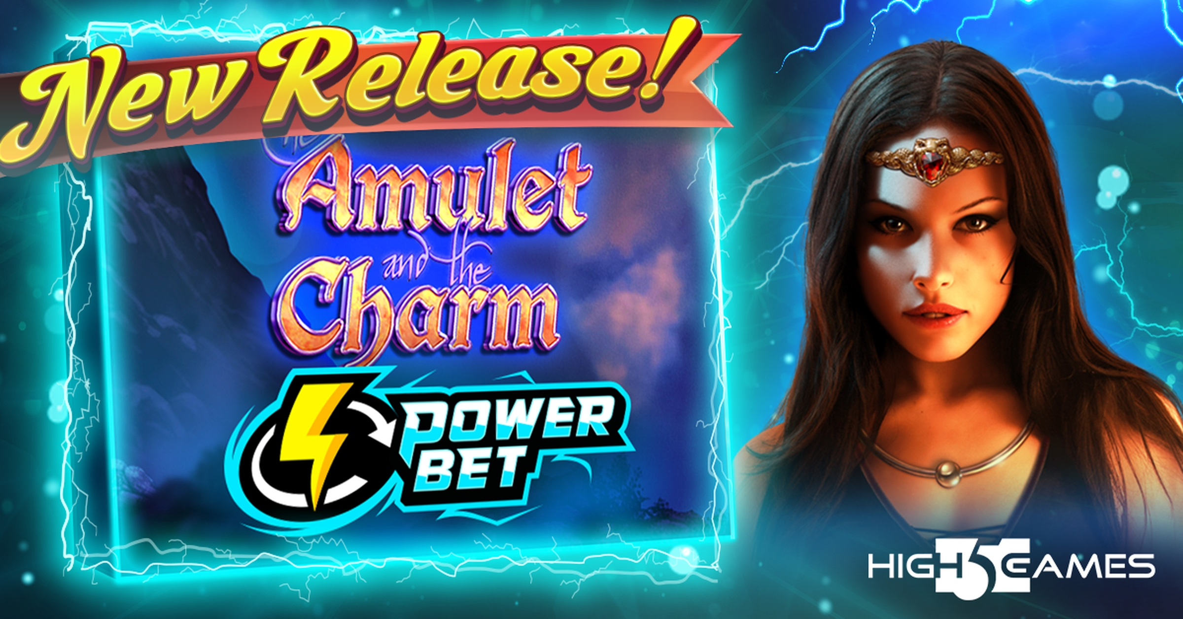 The The Amulet and the Charm Online Slot Demo Game by High 5 Games