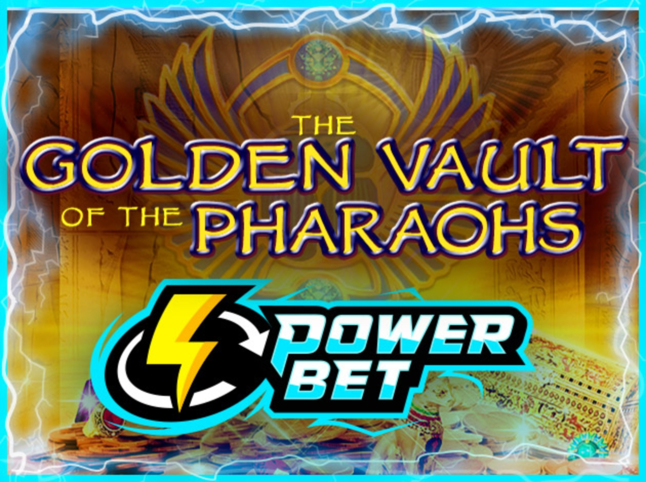 The The Golden Vault Of The Pharaohs Power Bet Online Slot Demo Game by High 5 Games