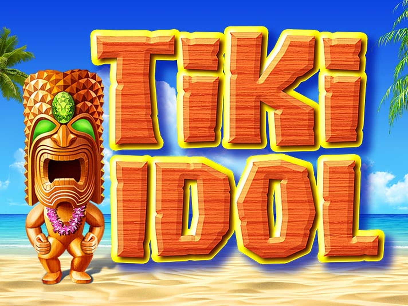 The Tiki Idol Online Slot Demo Game by High 5 Games