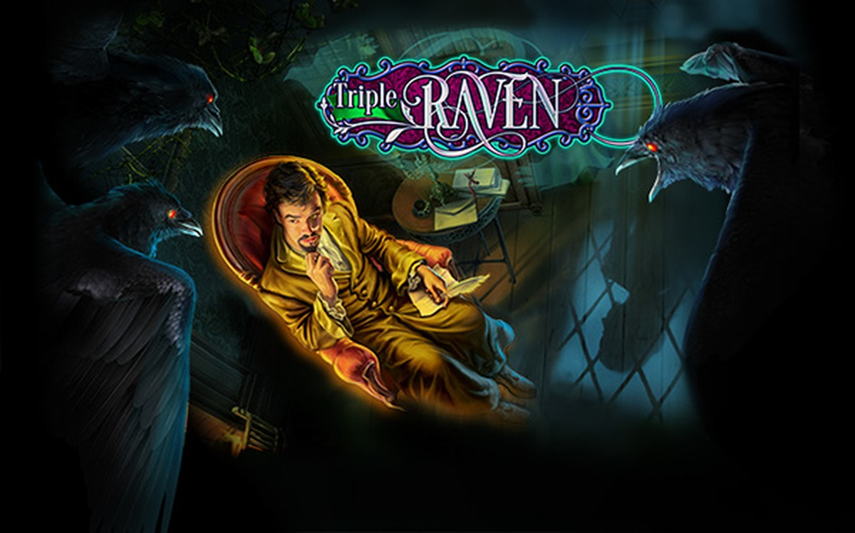 The Triple Raven Online Slot Demo Game by High 5 Games