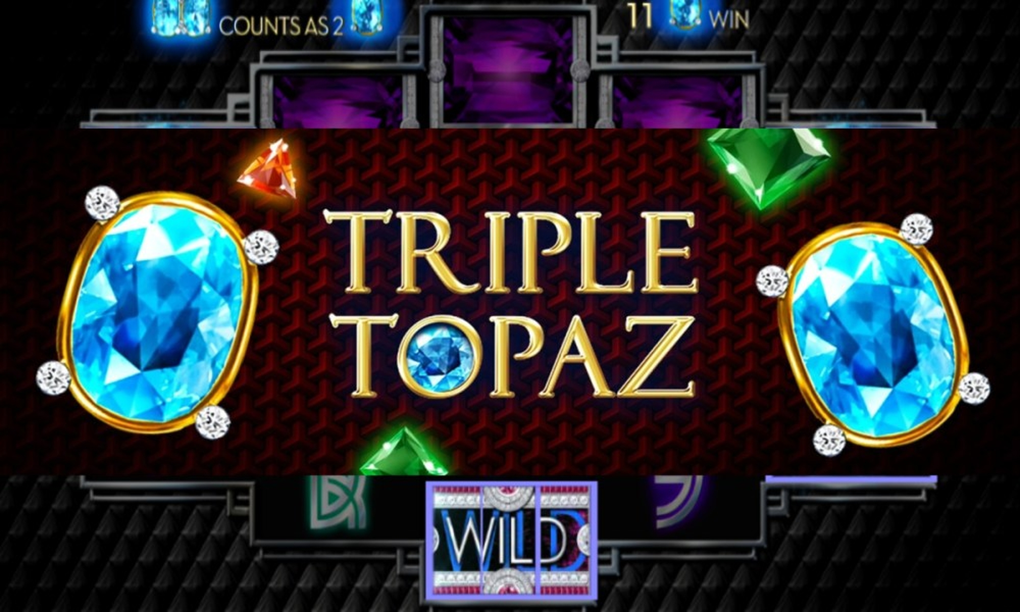 The Triple Topaz Online Slot Demo Game by High 5 Games