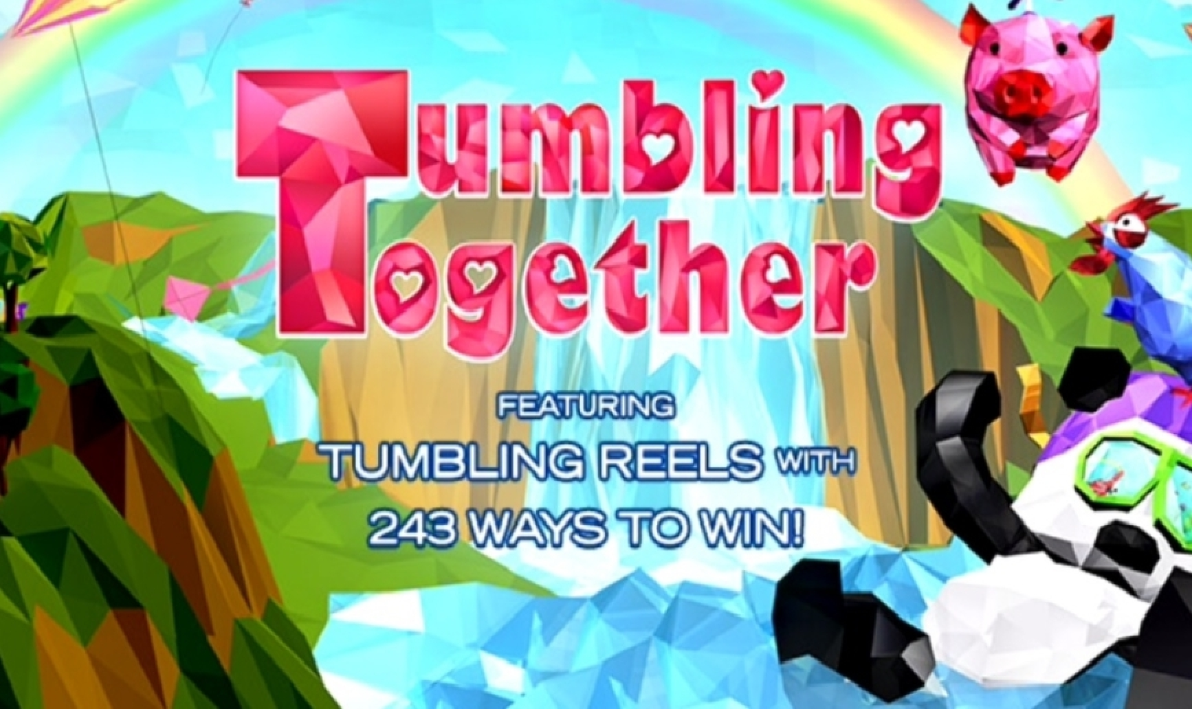 The Tumbling Together Online Slot Demo Game by High 5 Games