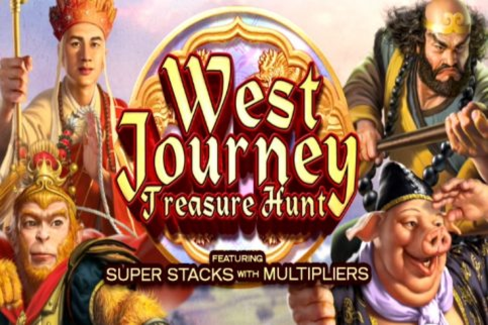 The West Journey Treasure Hunt Online Slot Demo Game by High 5 Games